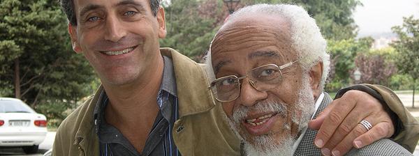 Joshua Edelman con Barry Harris