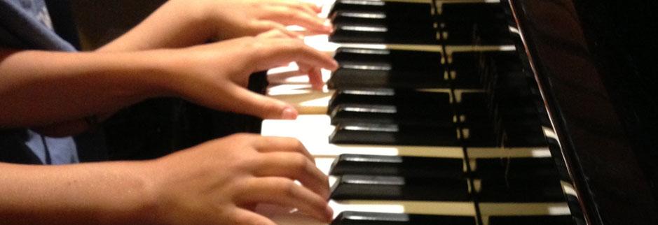 Piano en Jazz Cultural Theatre of Bilbao