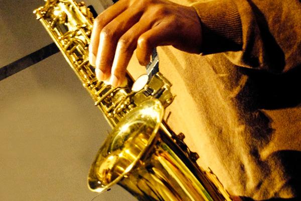 "Clases de saxofón en Bilbao con Charles ""Chop"" Cooper"