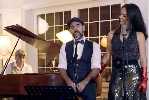 Jazz Vocal con Saúl Santolaria, Ana Sagastizabal y Joshua Edelman
